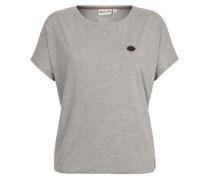 T-Shirt 'Schnella Baustella Iii' greige