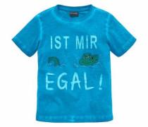 T-Shirt türkis