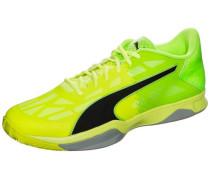 evoSPEED 3.5 Indoor Handballschuh Herren gelb / neongrün