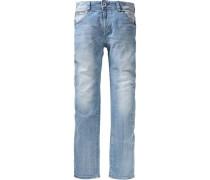 Jeans Baruccio Regular für Jungen hellblau