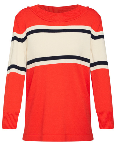Pullover '22016' rot