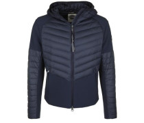Daunenjacke 'mens Warrior' navy