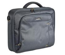 Guardit Jeans Office Case Aktentasche 43 cm Laptopfach ultramarinblau