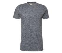 T-Shirt 'Blake' dunkelblau