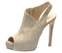 Sandalette beige
