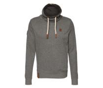 Sweatshirt 'The Supa Schniedels' grau
