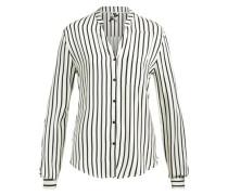 Shirt 'constanze' schwarz / weiß