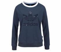 Sweatshirt »Trefoil Crew Sweater« marine