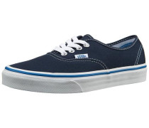 Authentic Sneakers blau
