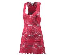 Trägerkleid Damen rot