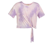 T-Shirt hellpink / lila