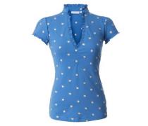 Shirt Tea blau