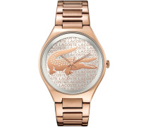 Armbanduhr »Valencia 2000929« gold