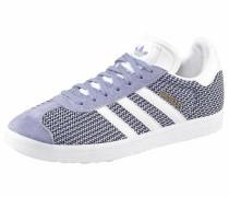 Sneaker 'Gazelle' flieder / weiß