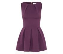 Cocktailkleid purpur