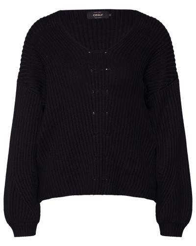 Pullover 'onlHILDE L/S V-Neck Pullover CC Knt'