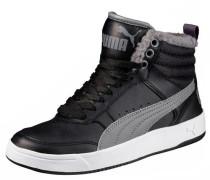 Sneaker 'Rebound Street v2 Fur Junior' schwarz