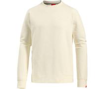 Sweatshirt Herren beige