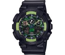 G-Shock Chronograph »Ga-100Ly-1Aer« schwarz