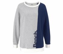 Sweater navy / grau