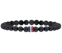 Armband »2700675L Men´s Casual« blau / rot / schwarz / weiß