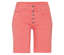 'shorts' Mid Waist Jeans pink
