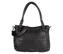 Handtasche aus Leder 'Century II' schwarz