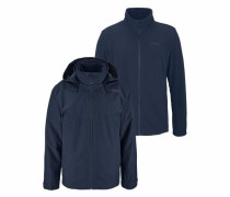 3-in-1-Funktionsjacke 'colorado 1' marine