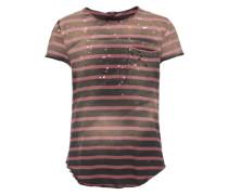 T-Shirt 'Leno stripes acid'