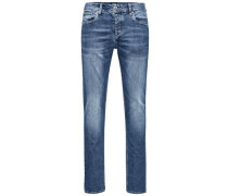 Slim Fit Jeans Tim Original akm 765 blue denim