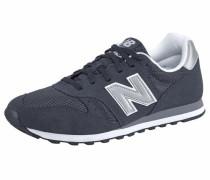 Sneaker 'ml373' navy / silber