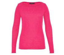 Basic Kaschmir Pullover pink