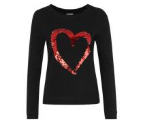 Sweatshirt 'VMMerry' schwarz