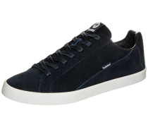 'Cross Court' Sneaker kobaltblau
