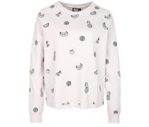 Sweatshirt Tutti Frutti pink
