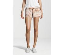 Shorts Devore Batik grün