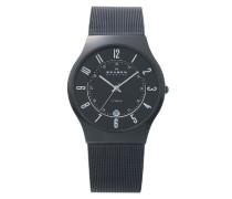 """Armbanduhr """"grenen 233Xltmb"""" schwarz"""