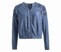 Bluse 'gardeia' blau / blue denim