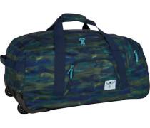 Sport 2-Rollen Reisetasche 70 cm grün