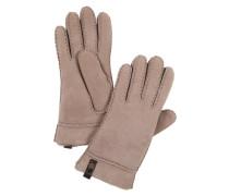 Handschuh 'Tenny' grau