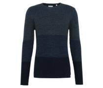 Pullover 'onsSATO Striped Knit Noos' dunkelblau