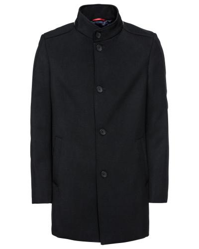 Mantel 'Cioxford' schwarz