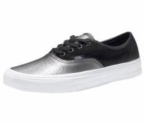 Sneaker 'Authentic' schwarz / silber