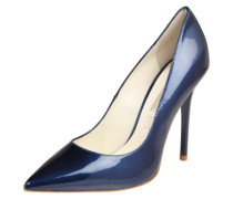 High Heel Pumps blau