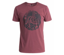 T-Shirt »Labyrinth Logo« rot
