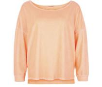 Sweatshirt Sweat Velvet orange