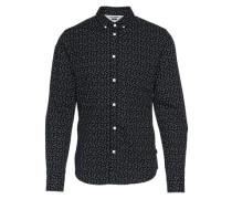 'onsMILAS' Hemd schwarz