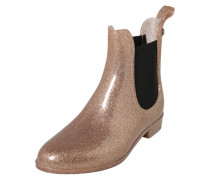 Chelsea Boots 'Jelly01' gold