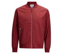 Klassische Jacke rot