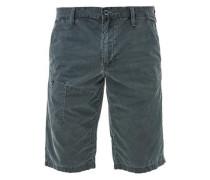 Tubx Regular: Chino-Shorts taubenblau
